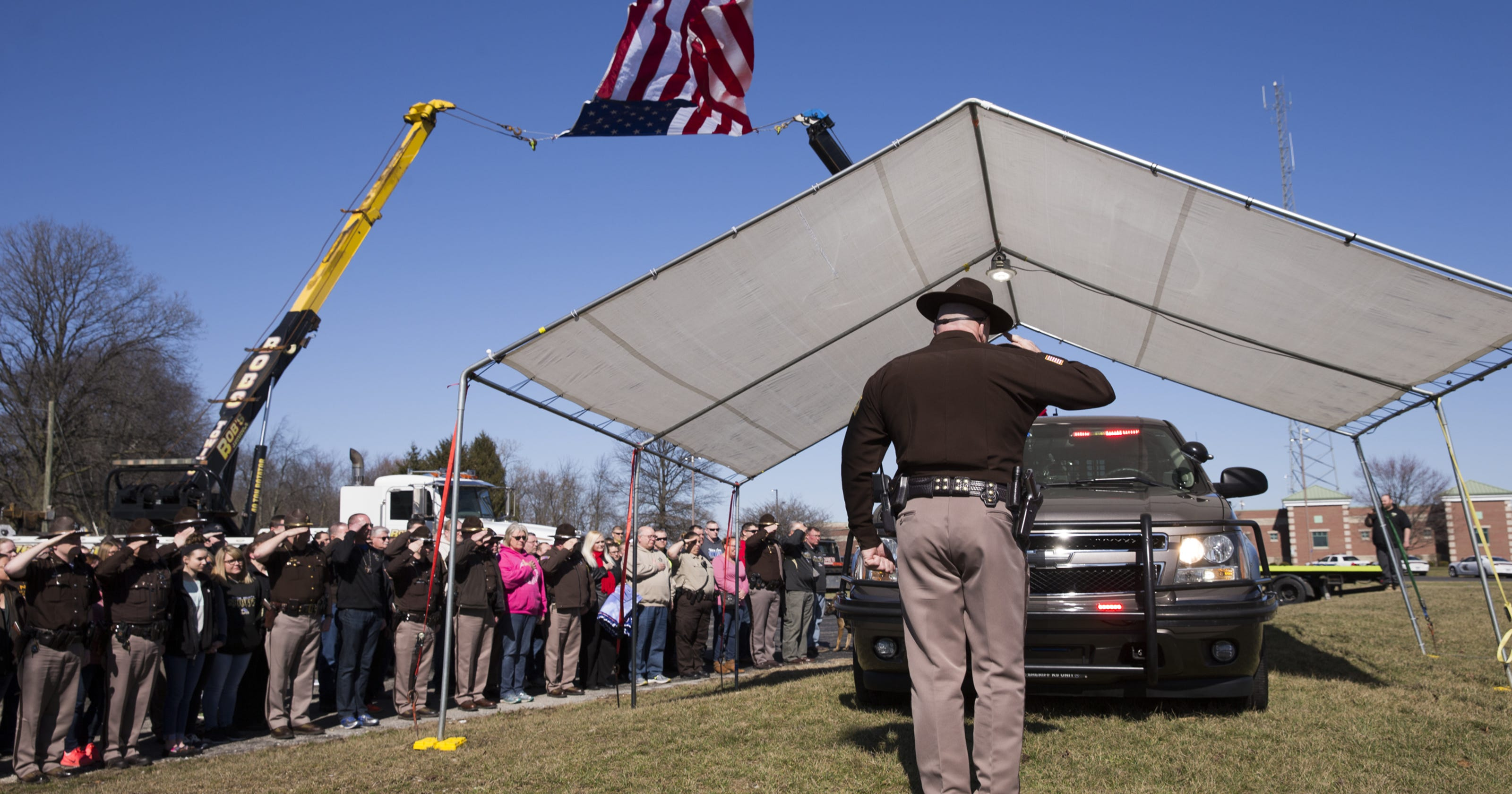 Boone County Sheriff pens open letter for slain deputy