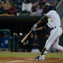Palacios helps Biscuits pull out DH split at Barons
