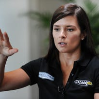 Danica Patrick: 'I have a love relationship with the media'