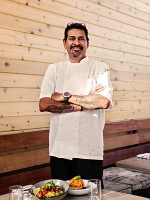 Carmen Rodriguez, executive chef for Reservoir at the Arrive Hotel, in uptown Palm Springs.