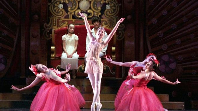"""Purchase Dance Company's production of """"The Nutcracker"""" will light up the stage of the Performing Arts Center with stunning new choreography and fresh twists on this holiday favorite set to Tchaikovsky's classic score."""