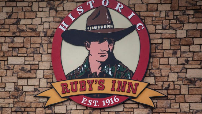 Ruby's Inn, Friday, April 8, 2016.
