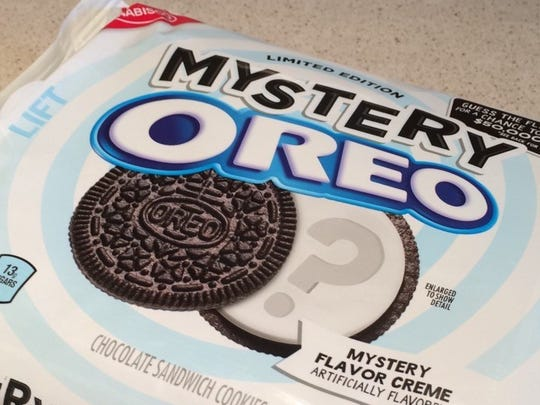What could the mystery Oreo flavor be?