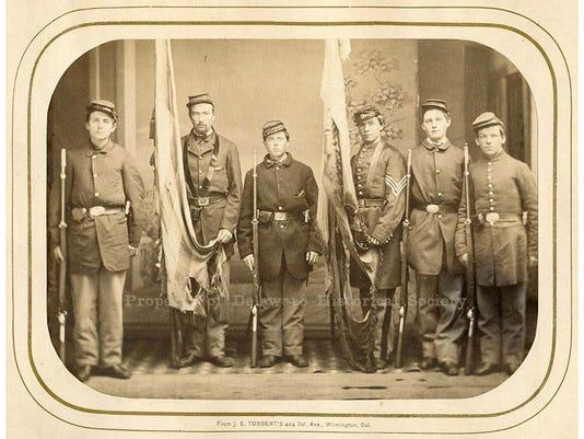 Color Guard of 1st De Volunteers.jpg