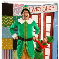 """Twin City Ballet Company presents """"A Christmas Adventure featuring Buddy the Elf"""" Saturday. A special school and public performance is 11 a.m. Wednesday to make up for performances canceled Tuesday due to a power outage. Tickets Wednesday are $5 at the door."""