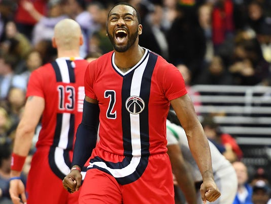 USP NBA: BOSTON CELTICS AT WASHINGTON WIZARDS S BKN USA DC