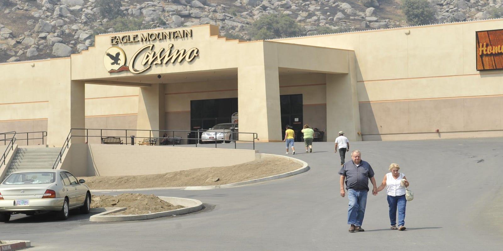 Eagle Mountain Casino closer to relocating to Porterville - Visalia Times-Delta and Tulare Advance-Register