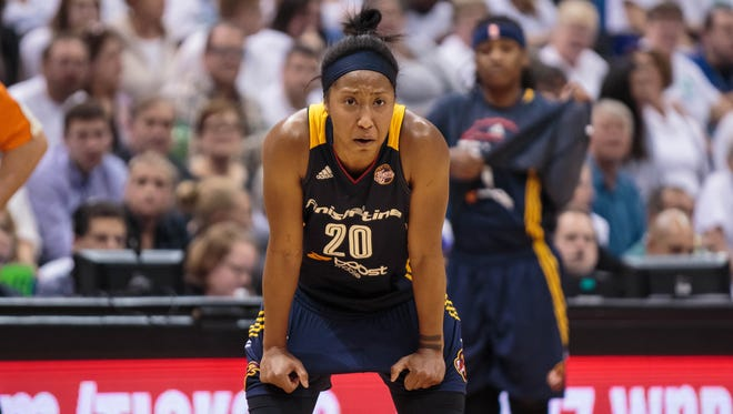 The Indiana Fever's Briann Janurary scored 13 points to lead the Fever to a 78-60 win over the Phoenix Mercury on Friday.