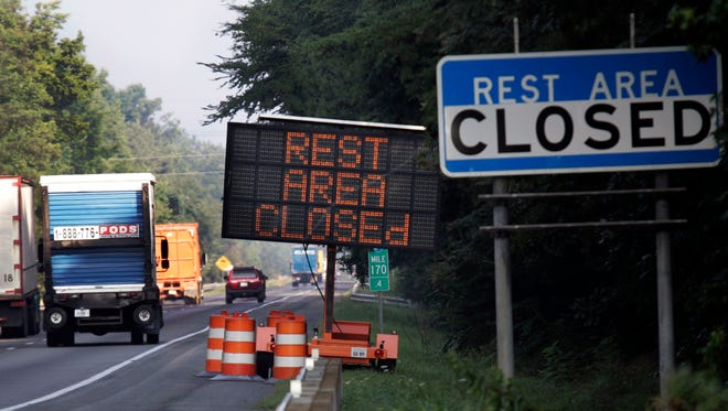 Some states are closing traditional highway rest stops because they don't have the money to maintain them or because the stops don't attract enough traffic to justify keeping them open.