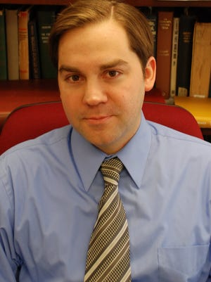 Historian and author Sean McMeekin will speak at the 20th annual Carls-Schwerdfeger History Lecture Series today at Union University.