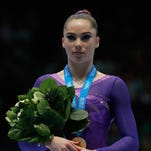 Gymnast Maroney says she was assaulted by MSU doc