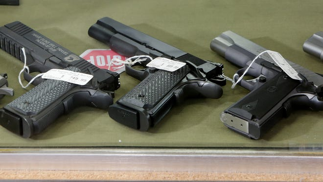 Missouri's gun laws changed Jan. 1, allowing residents to carry a concealed firearm without a permit.