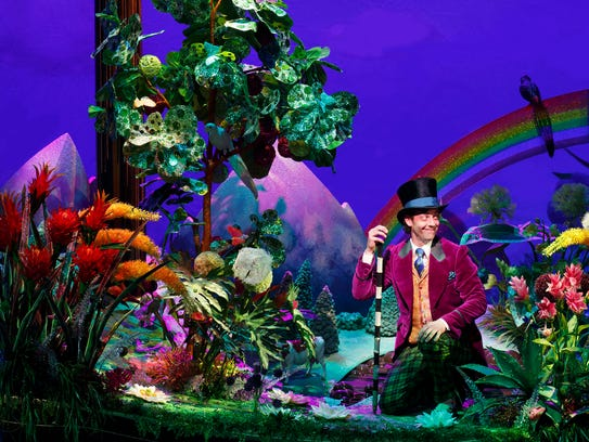 """""""Charlie and the Chocolate Factory"""" runs June 11-16,"""