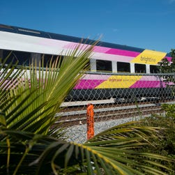 Florida's Brightline trains could run from Miami to Tampa