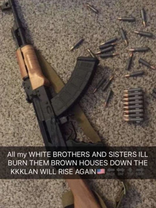 DeSoto County students arrested for Snapchat threat