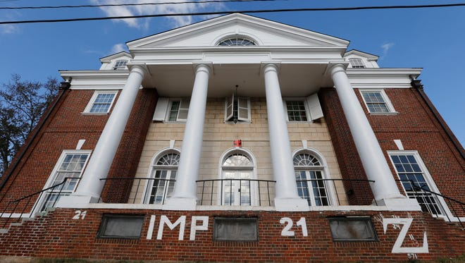 Phi Kappa Psi said it will sue Rolling Stone for its now-discredited story.