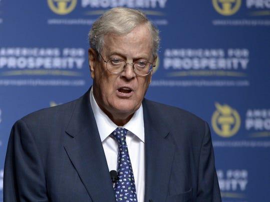 Koch Network Congress