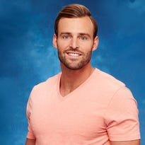 Robby Hayes, the Bachelorette contestant