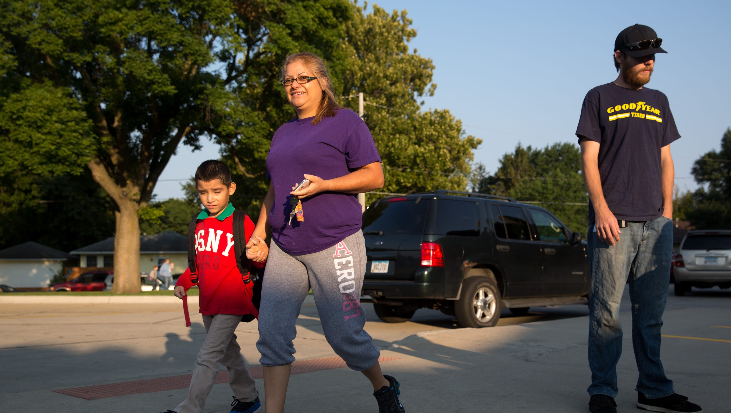 16 photos: First day of school at Howe