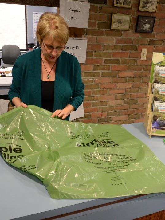 MTO VillageRecyclingBags