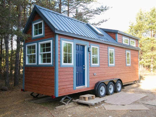 Monticello builders to be on Tiny House Big Living