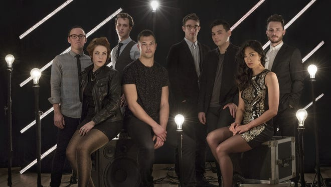San Fermin will perform as part of the inaugural INfusion festival at Hilbert Circle Theatre.