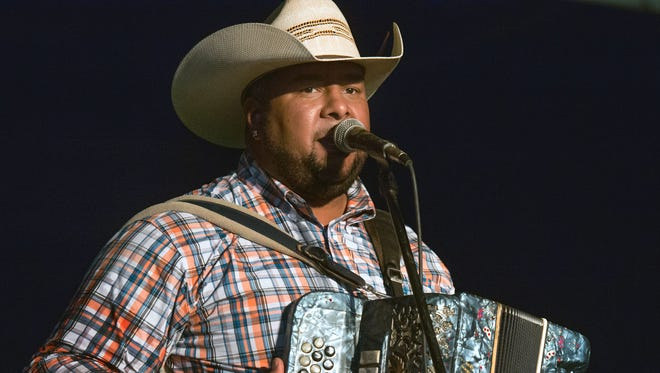 Keith Frank is among the local musicians performing this weekend in the Zydeco Crossroads finale in Philadelphia.