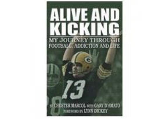 Alive and Kicking by Chester Marcol