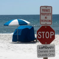 Should a large part of Pensacola Beach be permanently protected? One commissioner says yes