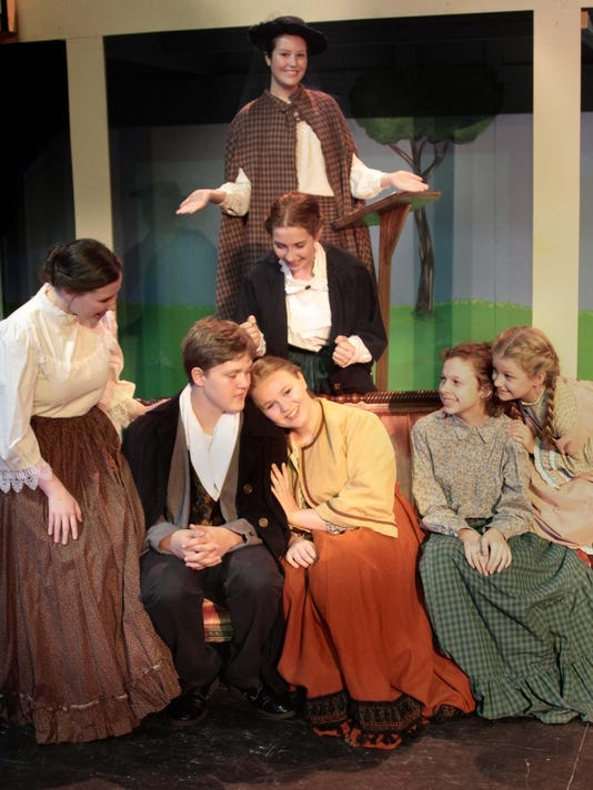 STrauss Youth Academy for the Arts - Little Women