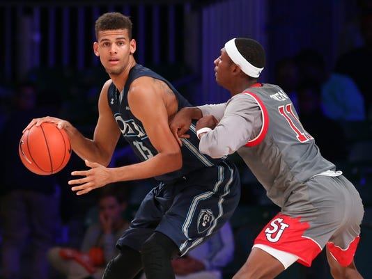 NCAA Basketball: Battle 4 Atlantis-St. John's vs Old Dominion