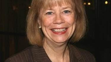 Joan Barker, executive secretary for the Topeka High School Historical Society, will give a virtual presentation at 3 p.m. Sunday about plans to celebrate Topeka High's 150 anniversary.