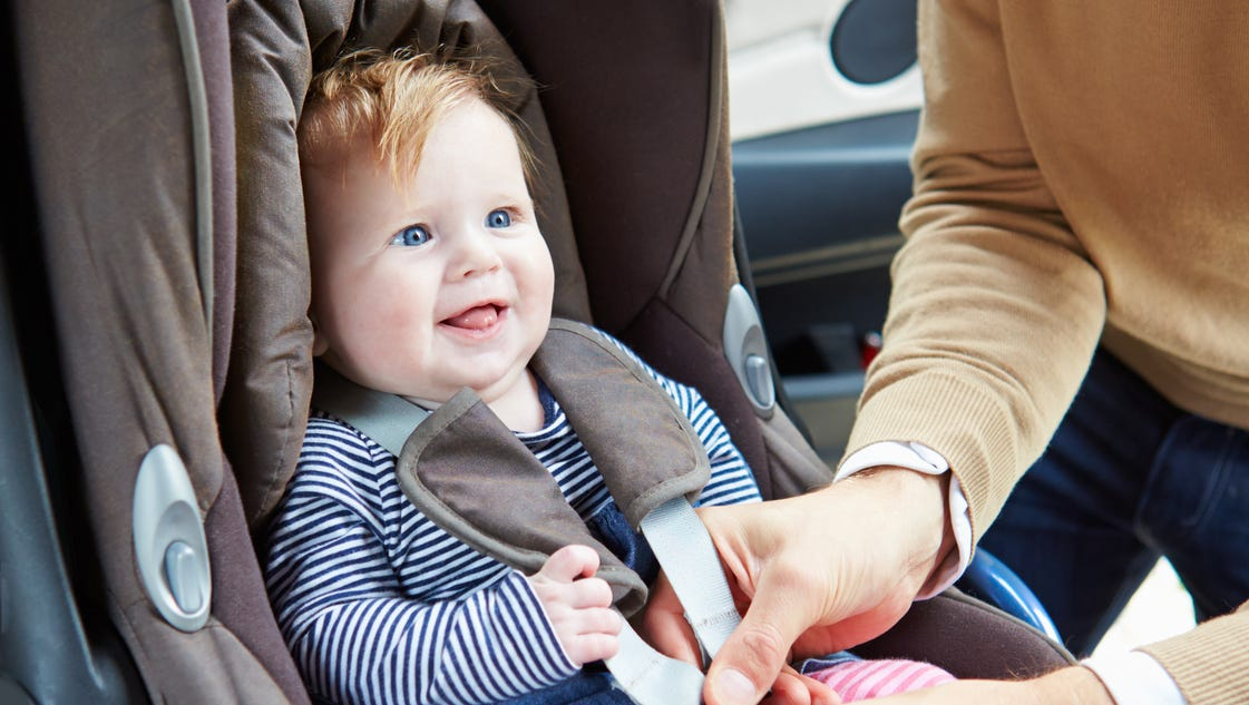 child car seats stricter pa law clears confusion. Black Bedroom Furniture Sets. Home Design Ideas