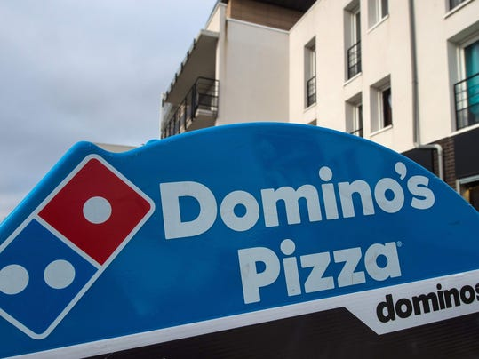 FRANCE-FBL-L2-PIZZA-DOMINO'S PIZZA