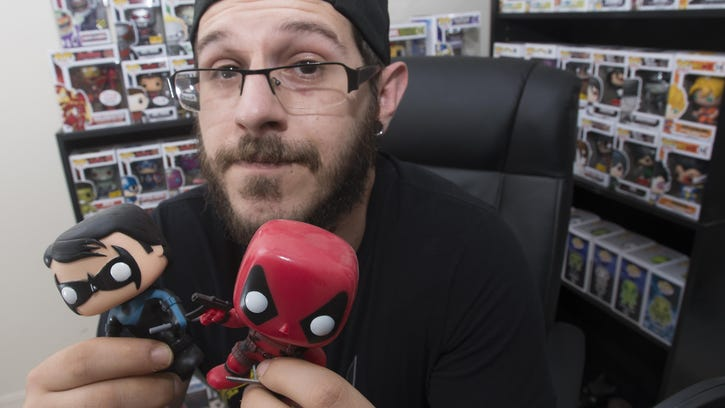 Pops! are latest addiction for fans, collectors