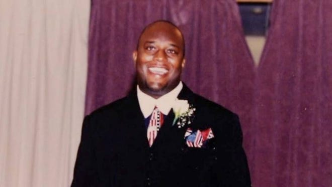 Chamberlain Branch, a popular employee at the Governor's Mansion, was killed by someone running from the police in 2012.