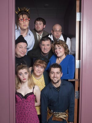 """""""Noises Off"""" will be staged at the Ti-Ahwaga Performing Arts Center over the next two weekends."""
