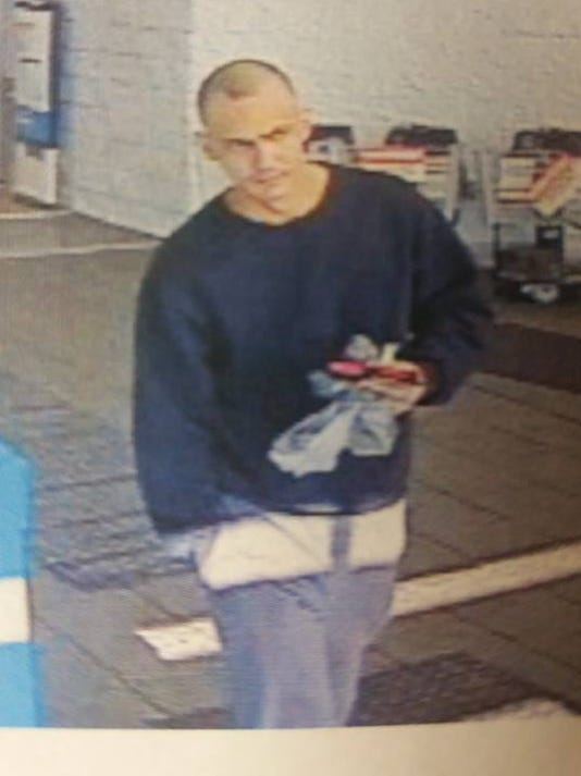 Daytime burglary person of interest picture one