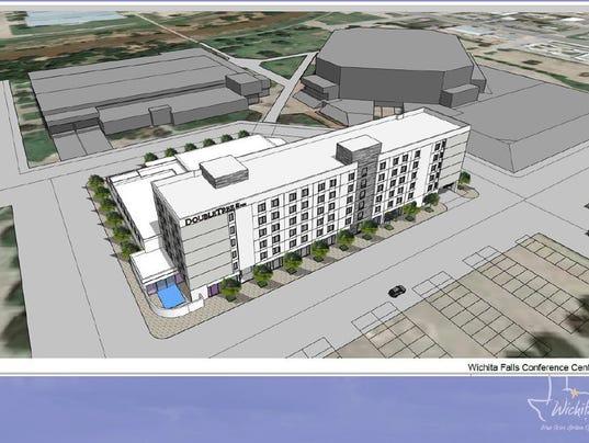 MPEC Hotel Project Rendering