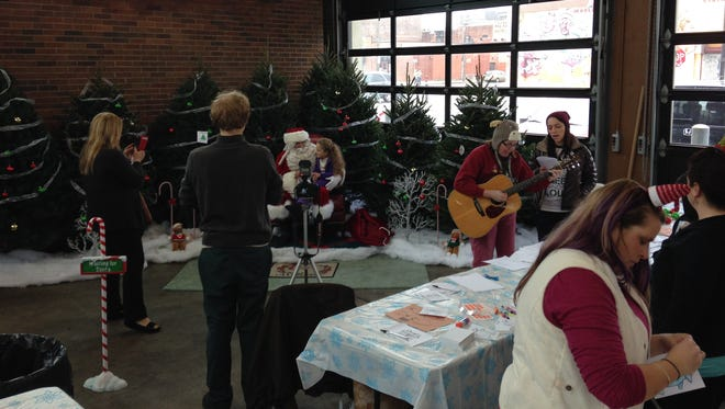 Eastern Market's  last Tuesday market of the year is Dec. 22 .