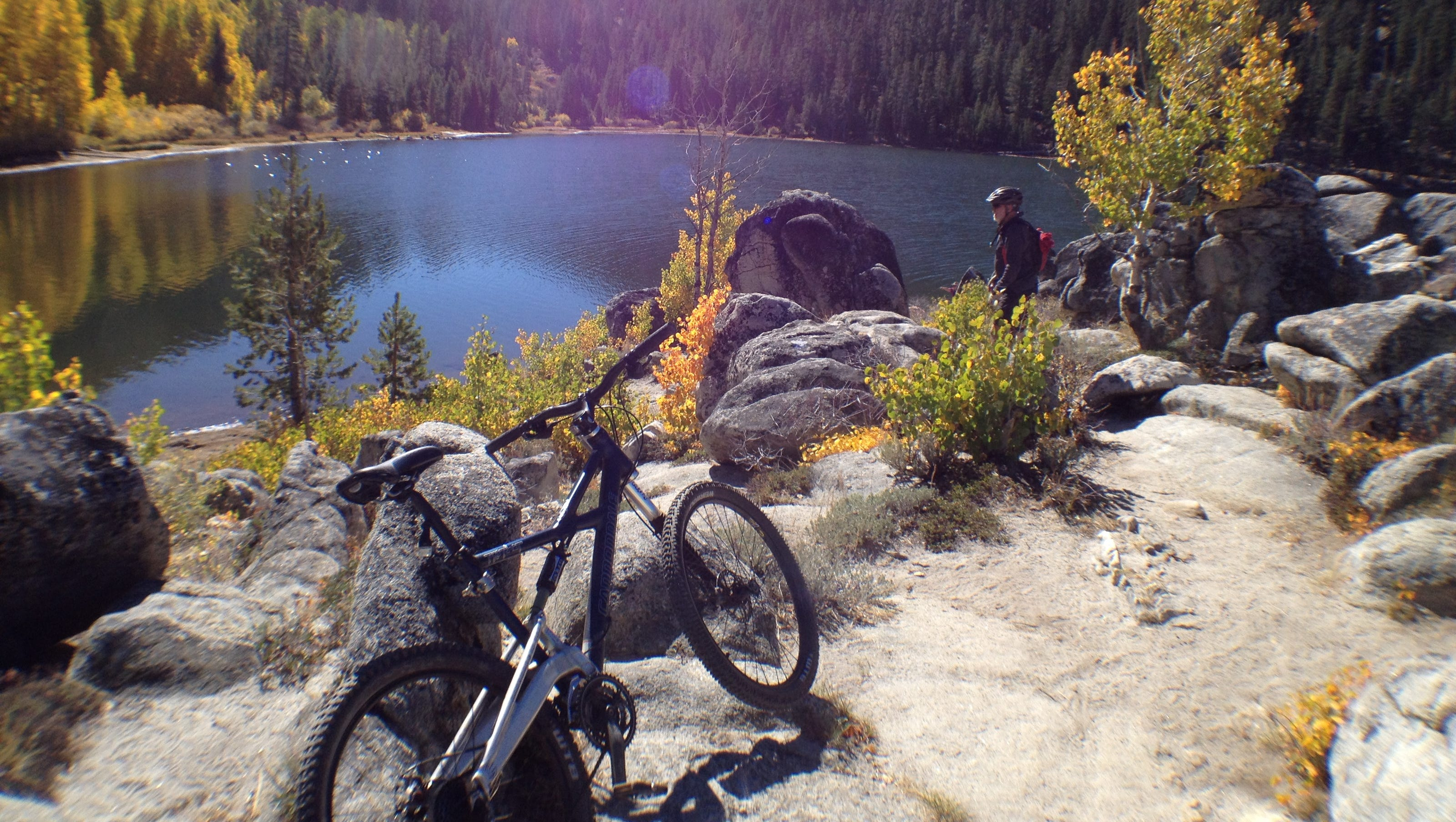 Reno Tahoe Mountain Biking 4 Trails For Interbike