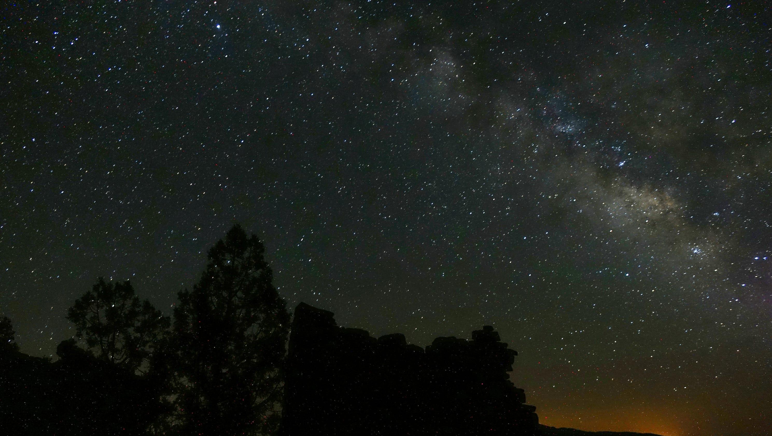 6 000 Visible Stars Light Up America S Dark Sky Parks