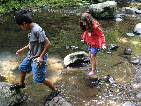 Straub Environmental Center offers science- and nature-based