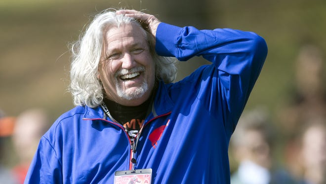 Rob Ryan came to Buffalo in part to work with his brother, but also to help restore the family name.