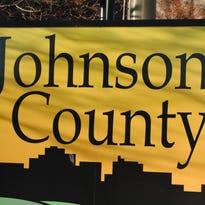 Johnson County sign.