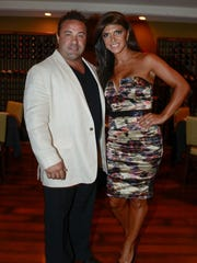 Joe Giudice and Teresa Giudice (Photo by Jeremy Smith)
