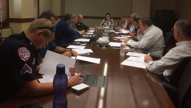 The meet-and-confer held July 19 will result in new priorities and a new contract between the City and San Angelo police.