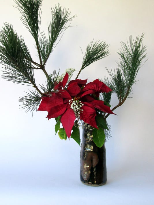 Crafts-Holiday Ikebana (6)