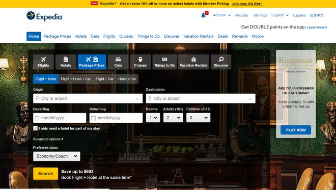 Indiana lawmakers are discussing taxing online travel sites.