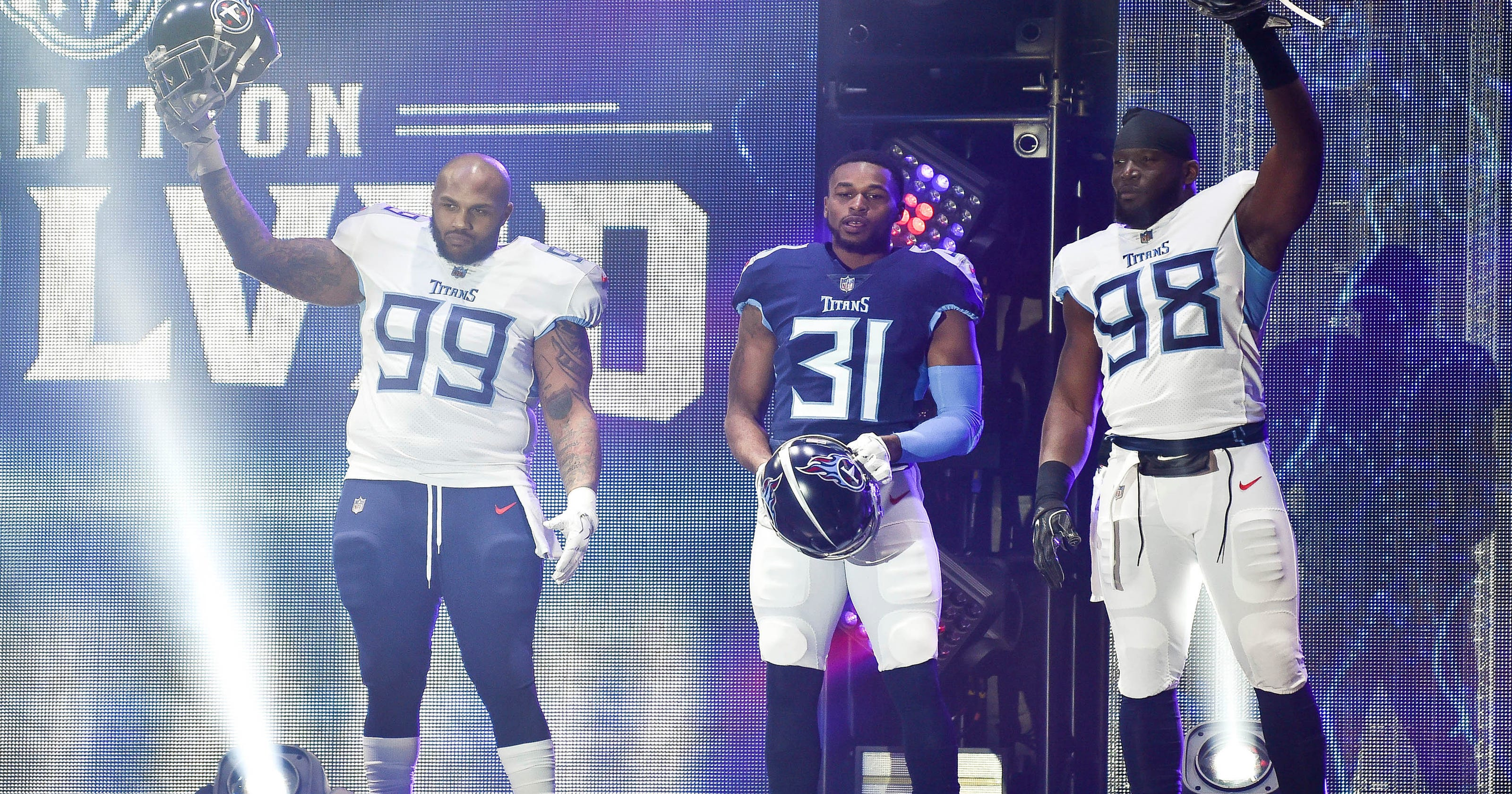 9a2e79a6e405 NFL awards 2019 draft to Nashville